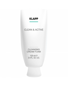 Clean & Active - Cleansing Cream Foam