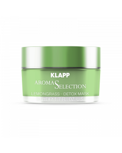 Aroma Selection - LEMONGRASS DETOX MASK
