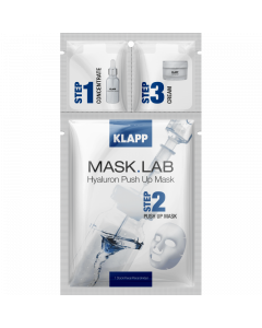 Mask Lab - HYALURON PUSH UP MASK