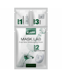 Mask Lab  -  ALOE VERA MOISTURIZING MASK