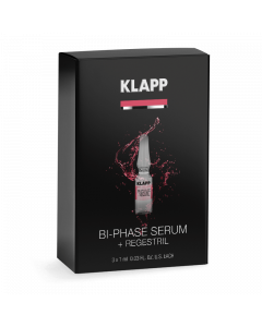 Power Effect Bi-Phase Serum - Regestril 3X1ml